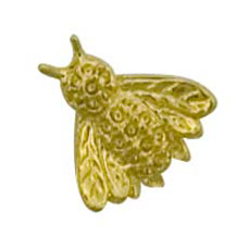 Fly Cast Stock Jewelry Pin