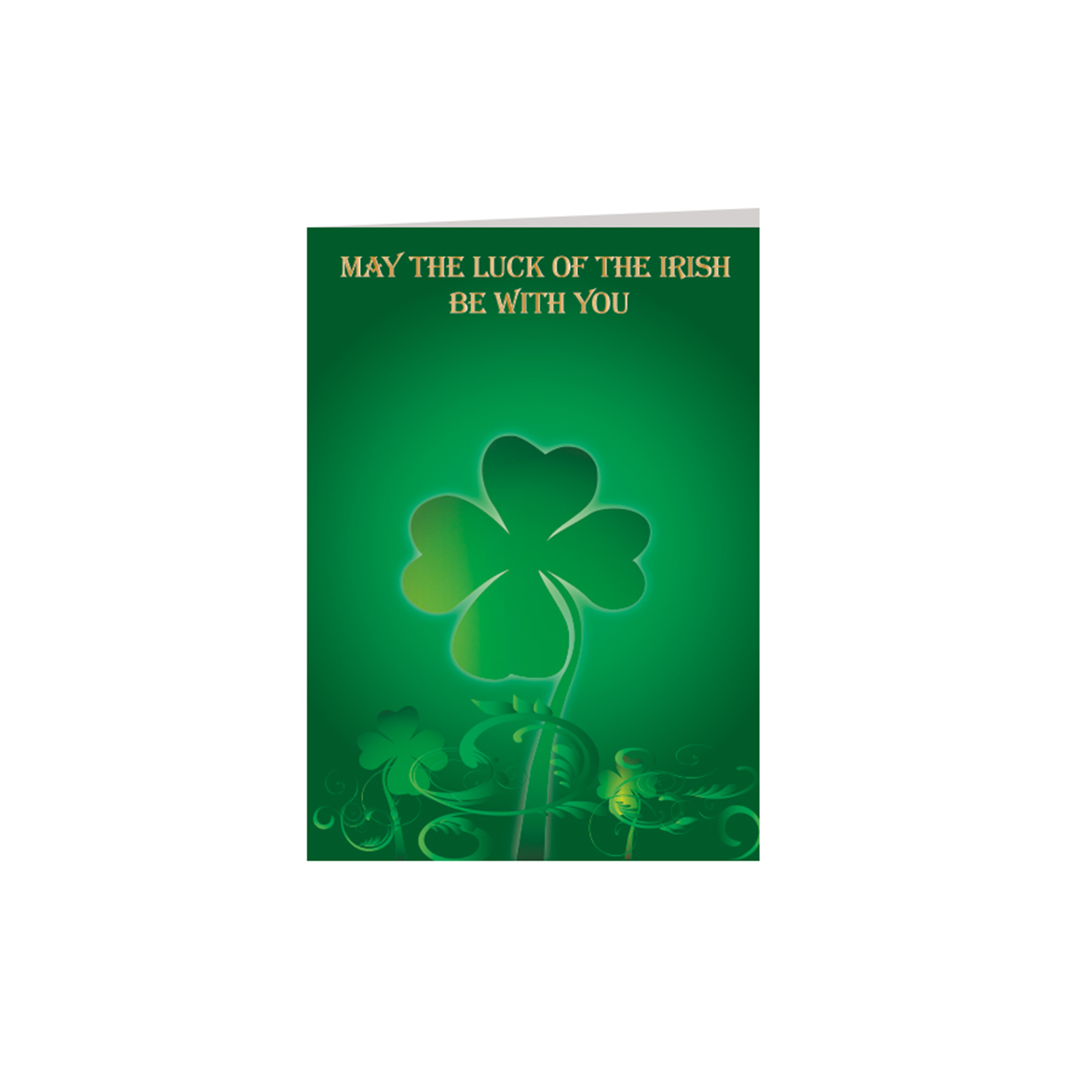 St. Patrick'S Day/Luck Card